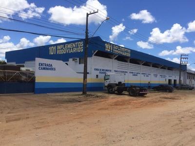 Galpão Comercial Em Socorro, Próx A Entrada Do Conjunto Jardim - Cp6409