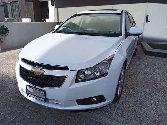 Chevrolet Cruze Lt 1.8 L Qc Aa At Cd