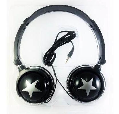 Fone De Ouvido Profissional Head Phone Rio Cd-450
