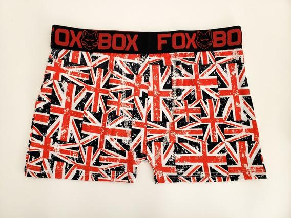 Kit 100 Cuecas Boxer Fox Box Microfibra Atacado Promoção!