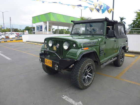 Jeep Willys Cj6 Campero