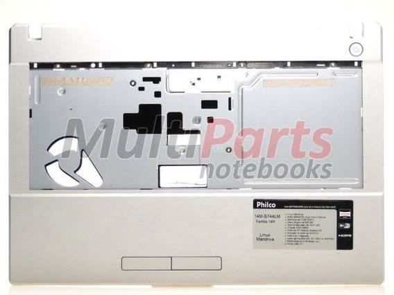 Carcaça Com Touchpad Philco 14m / 14m2 / 6-39-w54c2-b2h-c