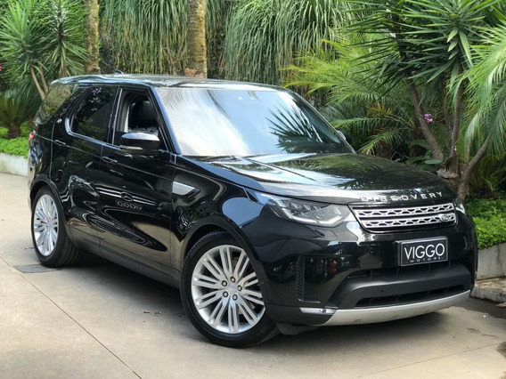 Land Rover Discovery 3.0 V6 Td6 Diesel Hse 4wd Automático