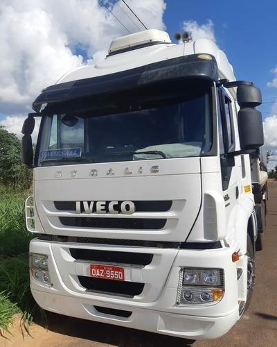 Iveco 460 6x2 Automático