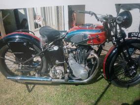 Triumph 1934 Model 5-2 500cc Tiger 90