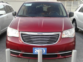 Chrysler Town & Country Lx Aut. 2013