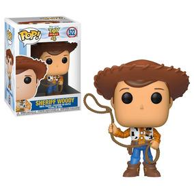 Funko Pop Disney Toy Story 4 - Sheriff Woody 522