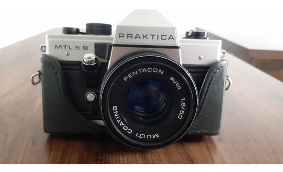 Câmera Fotográfica Analógica Praktica Mtl5b