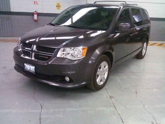 Dodge Grand Caravan 2018 5p Sxt Plus V6/3.6 Aut