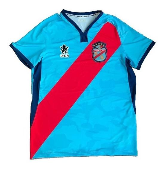 Camiseta Titular Arsenal Fc, Lyon, 2020/2021