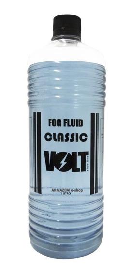 Líquido / Fluído Para Maquina De Fumaça 1 Litro Tutti-frutti