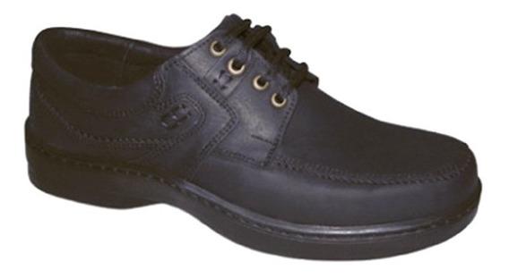 Zapatos Fc 5242 Xl Números Grandes 46-50 Cuero Confort Febo