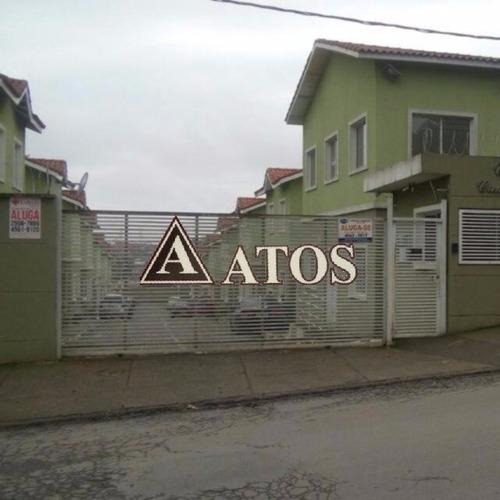 Imagem 1 de 7 de Casa Em Condominio - Jardim Aracare - Ref: 60 - V-60