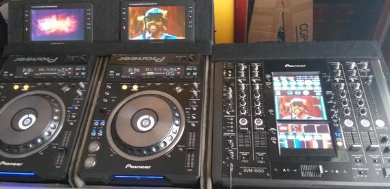 Pioneer Svm 1000 - Mixer De Áudio E Vídeo