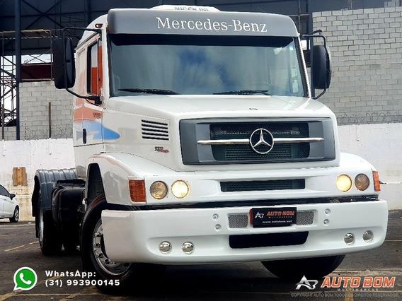 Mercedes-benz 1634 Ls 4x2 Top Brake 2004 Ñ É Scania Ou Volvo