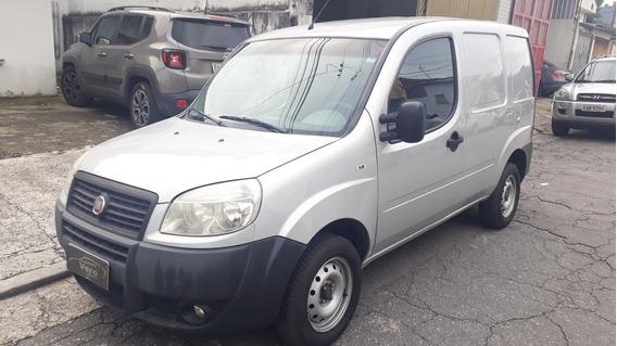 Fiat Doblo Cargo 1.8 Flex Completa - 2013