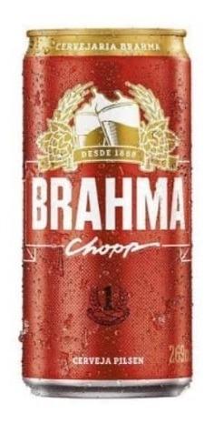 Imagem 1 de 1 de Brahma - Chopp - 269ml.
