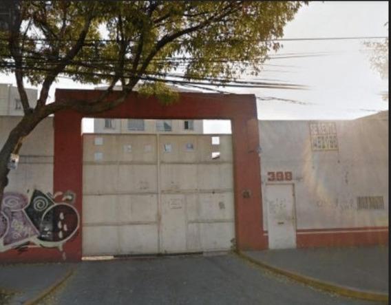 ¡departamento Remate En Camino Real, Azcapotzalco!
