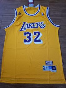 Jersey Regata Basquete Los Angeles Lakers - Magic Johnson