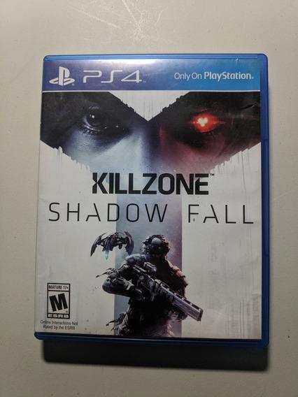 Kill Zone Shadow Fall Ps4 Usado Original - Campinas