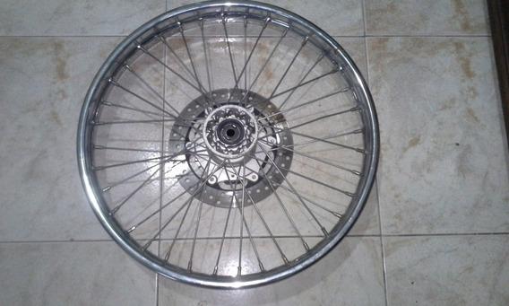 Roda Dianteira Moto Falcon Nx 400