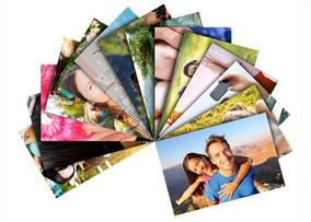 Revelação De 100 Fotos 10x15 Qualidade Kodak