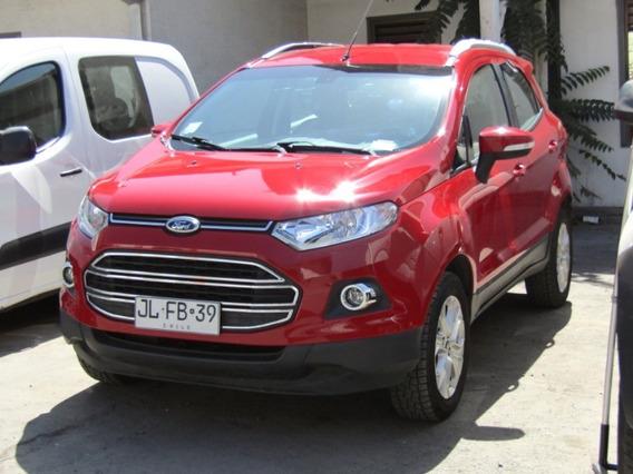 Ford Ecosport Xls 1.6 2017