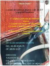 Nava Clean, Servicios De Limpieza De Cisternas, Tinacos, Etc