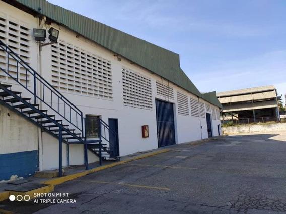 Galpon En Alquiler Barquisimeto Oeste 20-737 Mf