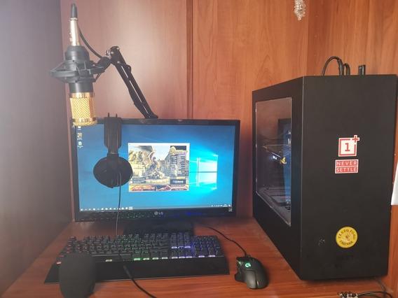 Computador Gamer I7 7700, Gtx 1070.