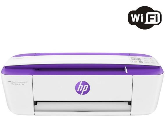 Impressora Multifuncional Hp Deskjet Ink Advantage 3787 Jato