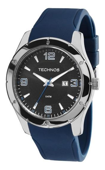 Relógio Technos Masculino Azul Racer 2115mks/8p