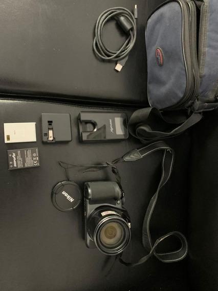Camera Nikon Coolpix P520 Semi-profissional