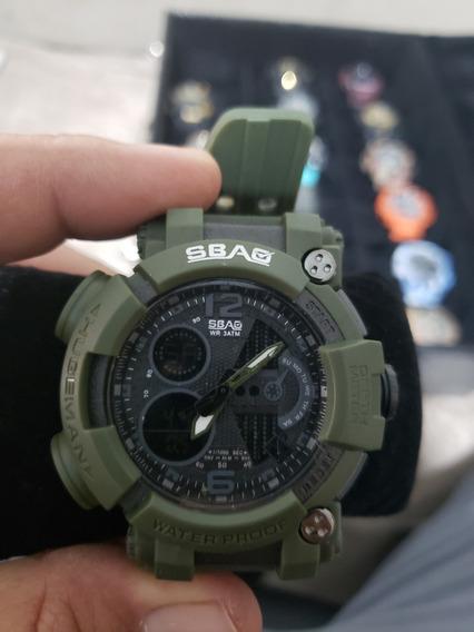 Relógio Sbao Detonator