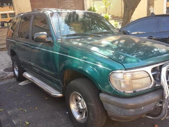 Ford Explore Xlt 4x4 4.0 V6 Verde