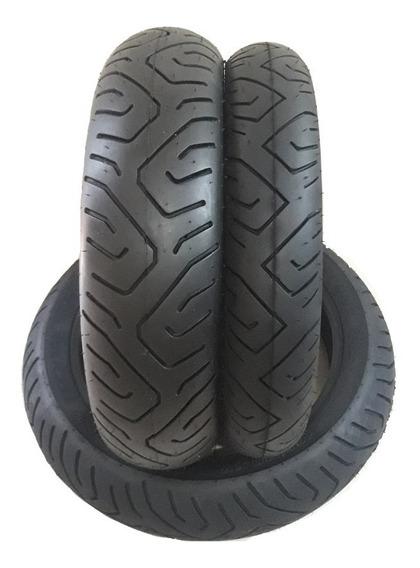 Par Pneu 150/70-17 E 110/70-17 Technic Sport Twister Cb 500