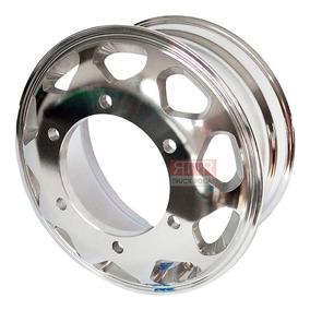 Roda De Aluminio Accelo 715 / 815 / 915 Aro 17,5 Caminhão