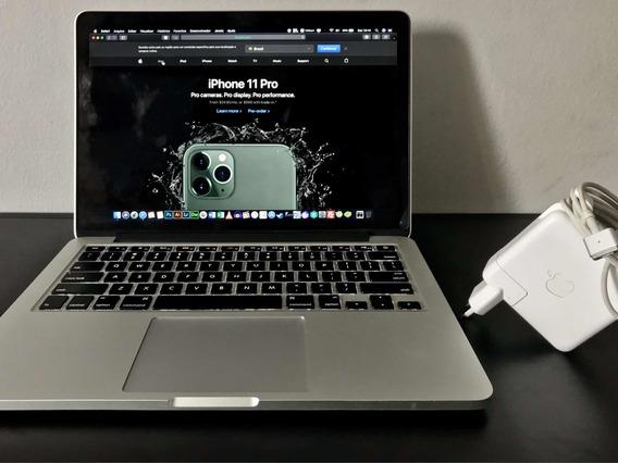 Macbook Pro Retina 13 2013 8gb I5 Ssd 256gb