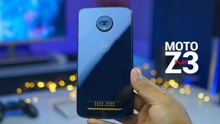 Motorola Moto Z3 Play Xt1929 No Moto G7