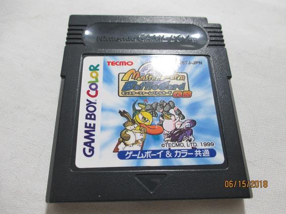 Monster Farm /original P/ Game Boy Color (ler Anúncio)