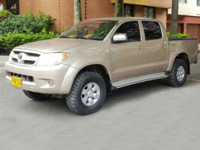 Toyota Hilux 2008 2.7 Gasolina 4x4 Mt Aa Ab Abs