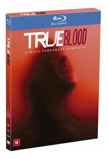 Blu-ray True Blood - 6ª Temporada - 4 Discos Lacrado