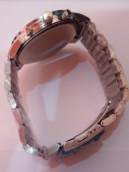 Relógio Masculino De Metal Grande M12