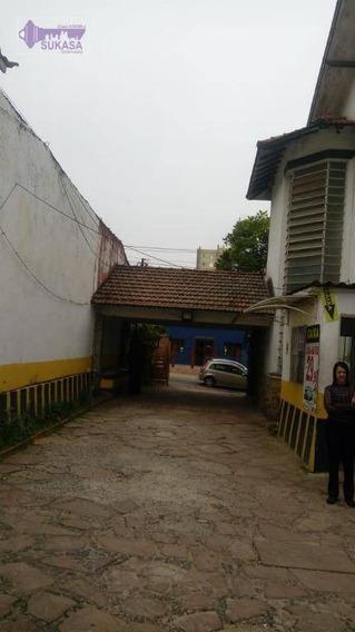 Terreno À Venda, 1268 M² Por R$ 8.500.000,00 - Centro - São Bernardo Do Campo/sp - Te0086