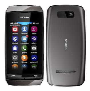 Nokia Asha 305 Dual Chip - Leia Descrição