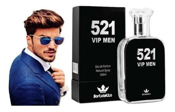 Perfume Bortoletto 521 Vip Men 100 Ml
