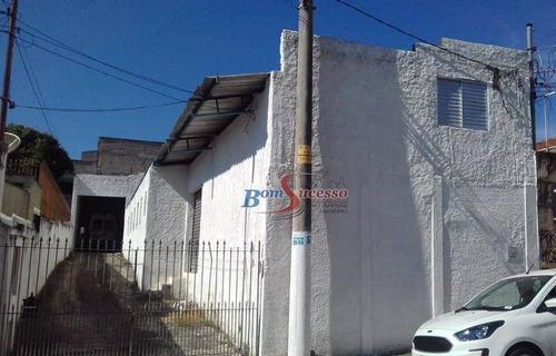 Imagem 1 de 1 de Terreno À Venda, 700 M² Por R$ 1.600.000,00 - Chácara Mafalda - São Paulo/sp - Te0357