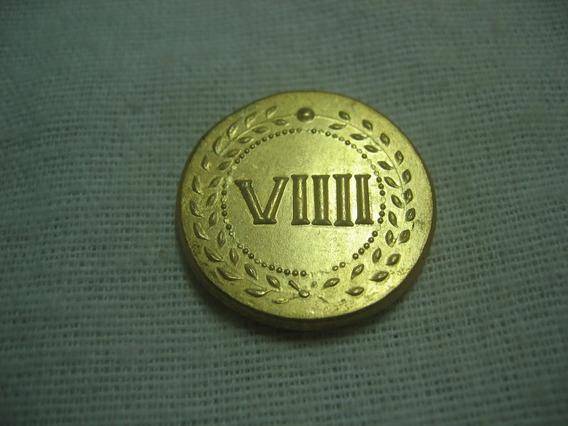 Moeda De Ouro Antiga Grécia 24 K