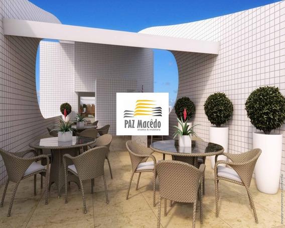 Apartamento 01 Quarto Suíte Pronto Para Morar Na Madalena, Fácil Mobilidade E Próximo De Tudo. - Ap00402 - 68062096