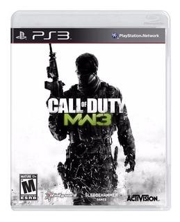 Call Of Duty Mw3 Modern Warfare 3 Ps3
